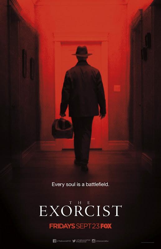 Música de ninar e exorcismo Primeiro cartaz e novo teaser da série The Exorcist