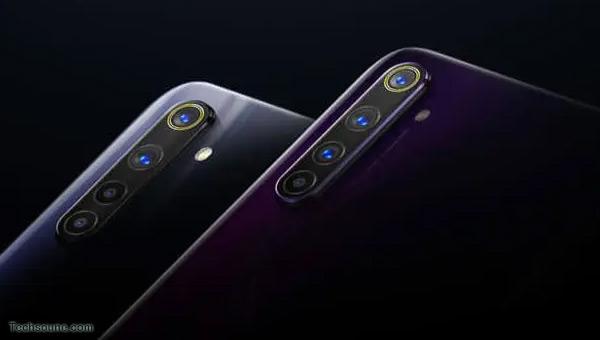 كاميرا هاتف Realme 6 و Realme 6 Pro