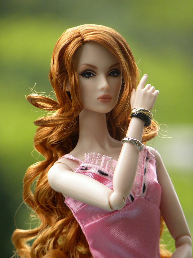 most cute beautiful doll wallpapers