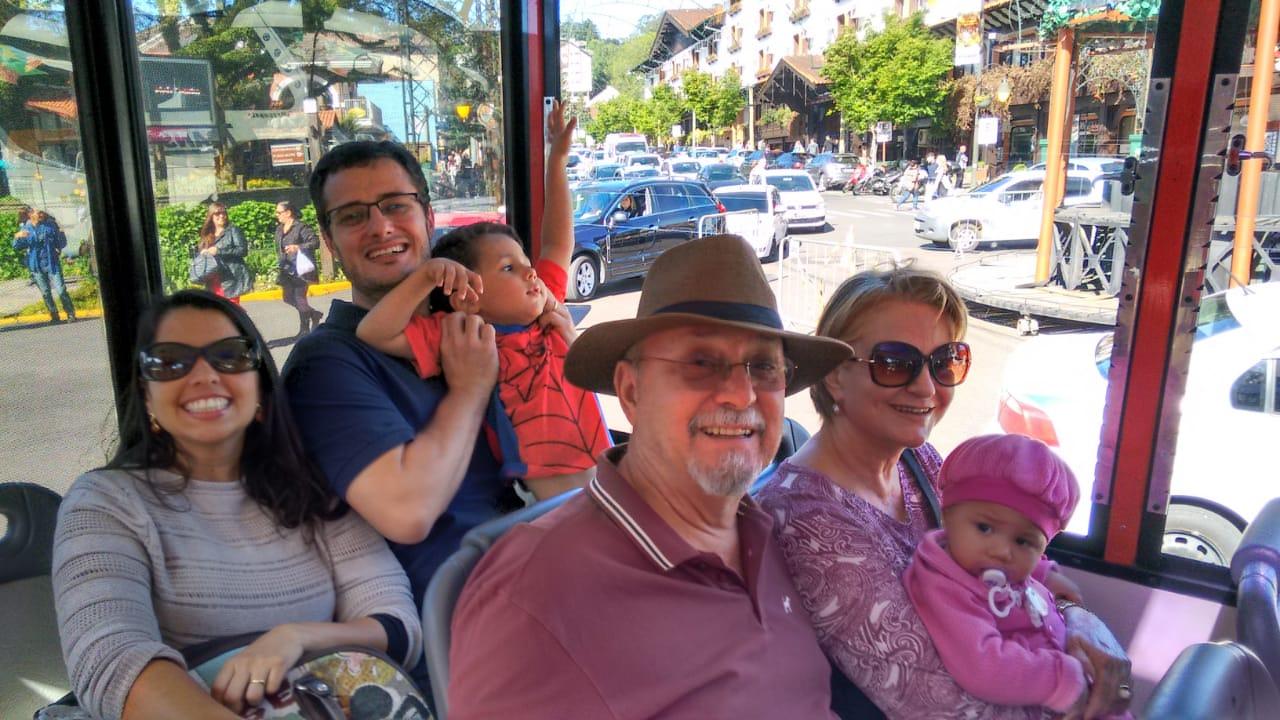 Serra Gaúcha - Viagens inesquecíveis com os avós