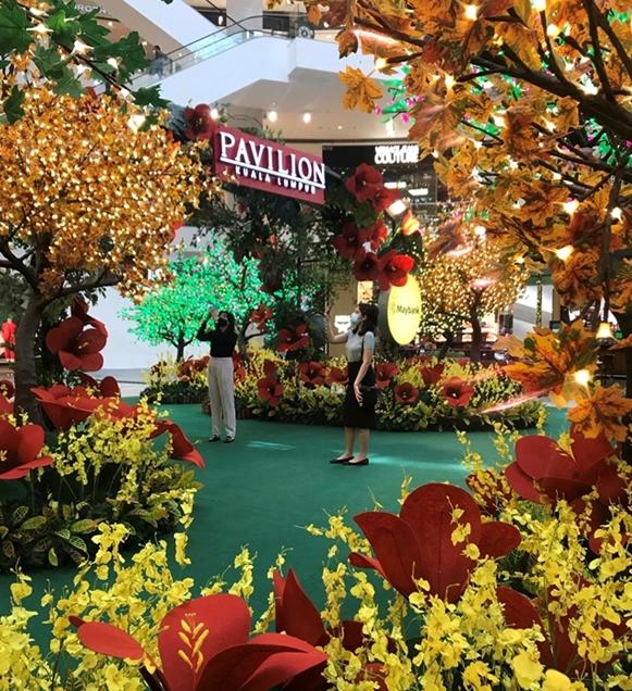 Peace of Mind Shopping, Pavilion KL, Summer Raya, Lifestyle