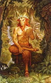 Monsters Facts: Satyr:In Greek mythology and art