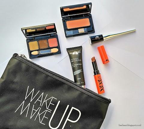 [MAKEUP] Nude Makeup Look dan Face2Face Mini Review