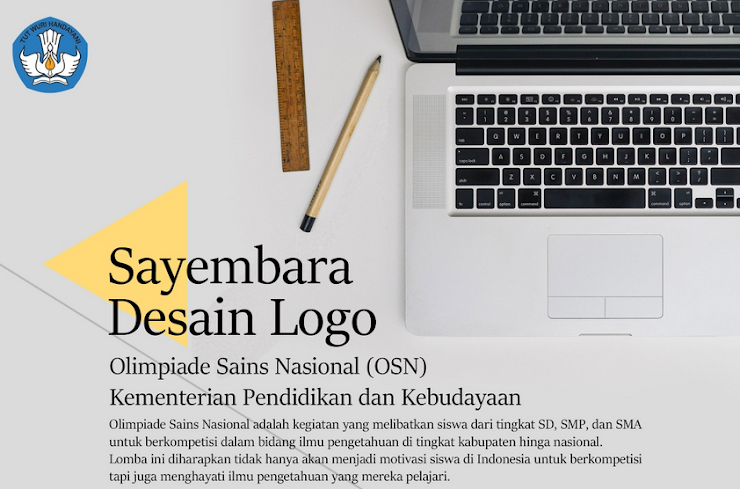 Sayembara Desain Logo Olimpiade Sains Nasional
