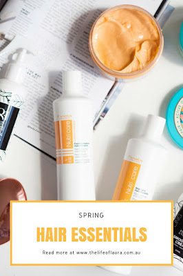 Spring Hair Essentials
