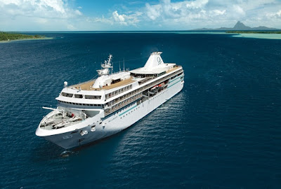 Ponant Cruises Purchases Paul Gauguin Cruises and their Ship Paul Gauguin.