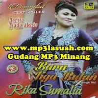 Rika Sumalia - Semakin Sayang Semakin Kejam (Full Album)