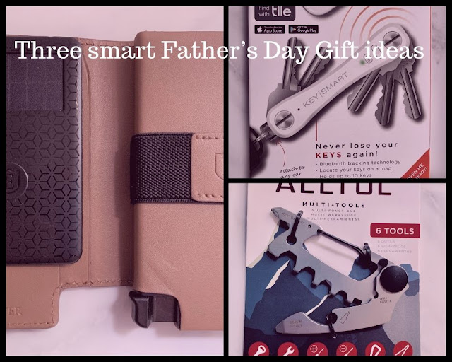 Three smart Father's Day Gift Ideas #ad