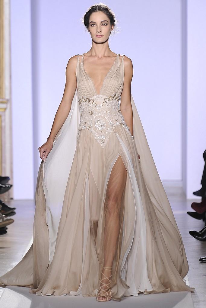 Zuhair Murad Fabulous Long Dresses For Spring Summer