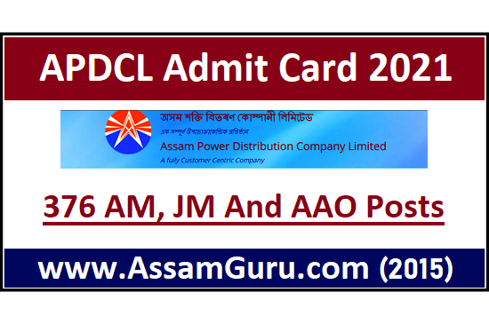 apdcl-Call-letter-2021