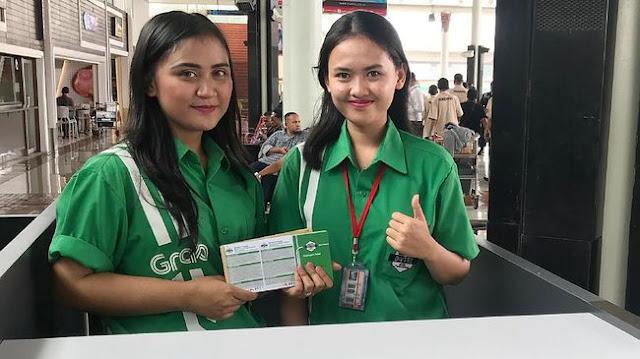 Grab Tak Lagi Main Kucing-kucingan di Bandara Soekarno-Hatta