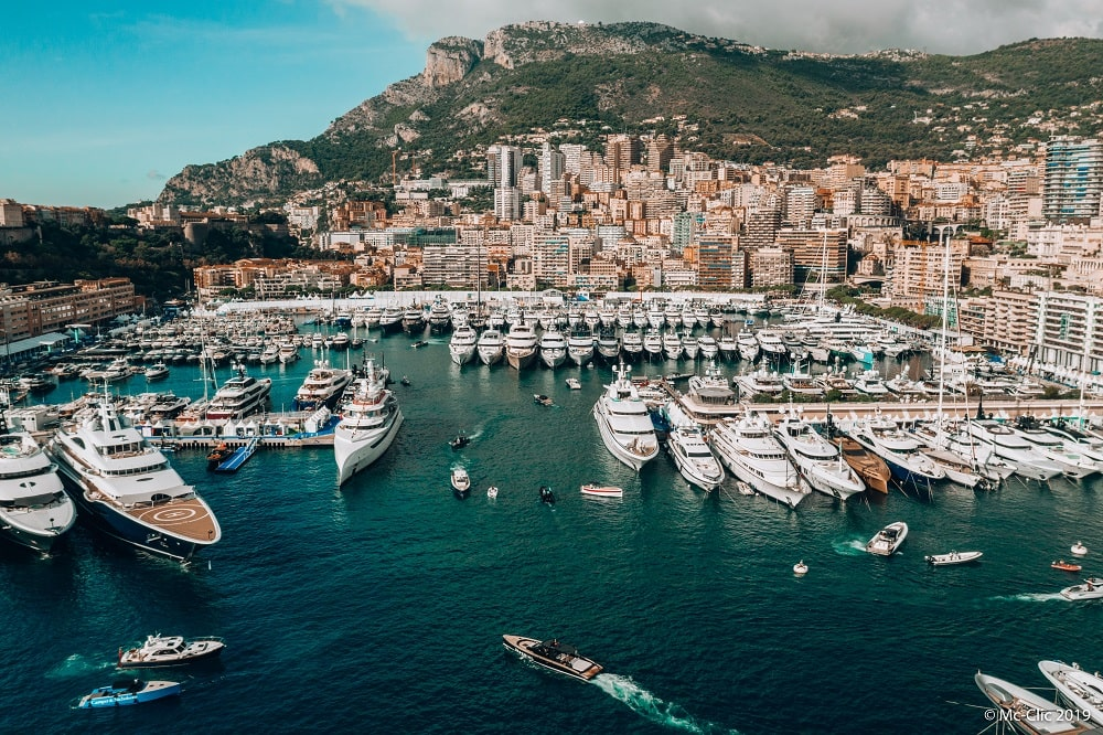 2021 MONACO YACHT SHOW: THE SHOW GOES ON IN THE YACHTING INDUSTRY