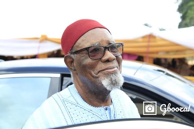Eze Ka Eze:The king of Mbaukwu kingdom