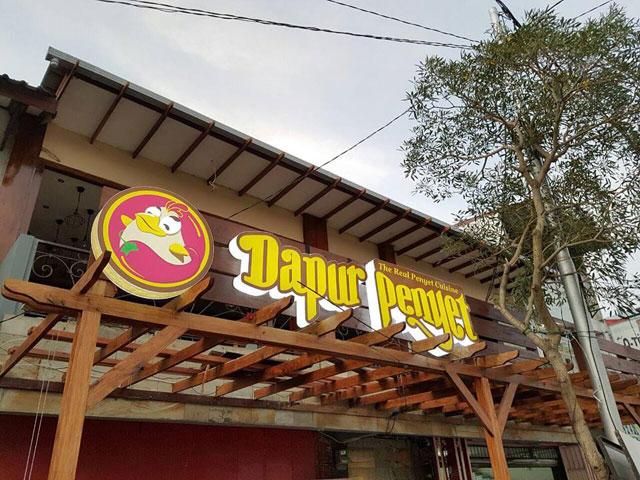 Dapur Penyet Jayapura