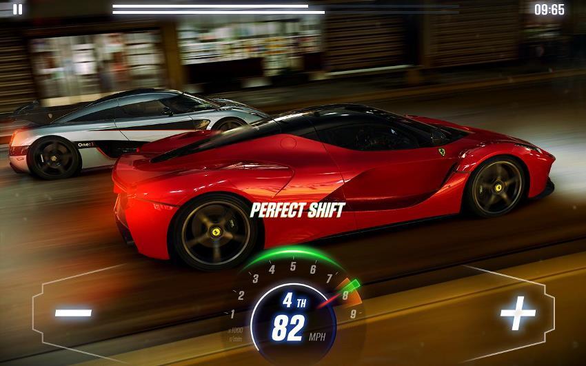 Descarga el juego para android CSR Racing 2 Full APK