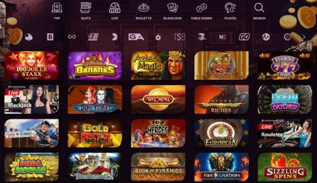 honest and safe online casino Casinonic