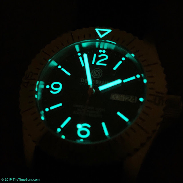 Deep Blue Defender 1000 40mm lume