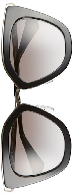 Prada 52mm Sunglasses