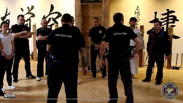 CURSO SEMINARIO INTERNACIONAL IPSA MADRID 2017 DEFENSA PERSONAL Y POLICIAL ASOCIACION INTERNACIONAL I.P.S.A.