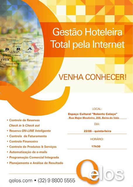 Prefeitura de Iguape convida proprietários de pousadas : Gestão Hoteleira Total pela Internet