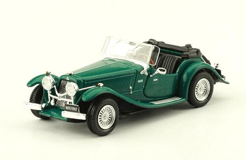 Eniak Antique 1983 1:43, autos inolvidables argentinos 80 90