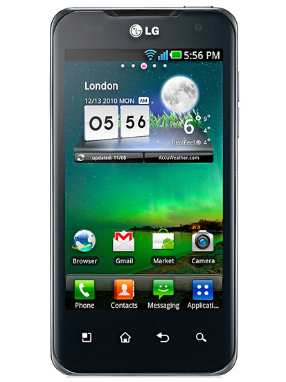 LG Optimus 2X is now receiving Android 4.0 ICS update