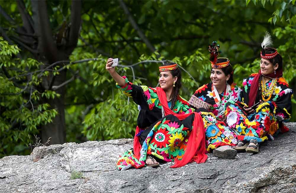 Domestic tourists threatening unique traditions: Pakistan's #Kalash battle tourism deluge