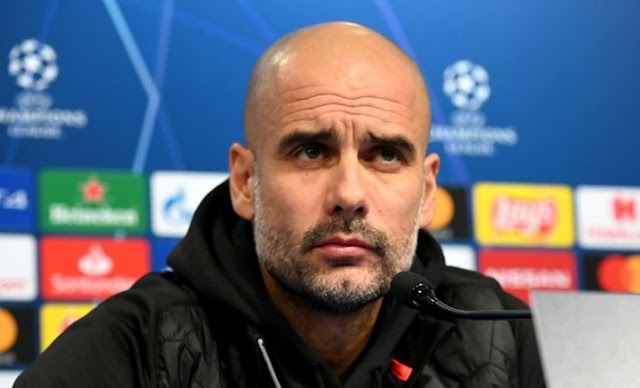 Man City Players Banned From Attending Christmas Party