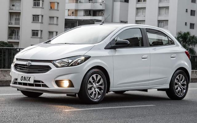 Novo Chevrolet Onix Joy 2020