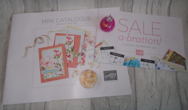 Craaftyduckydoodah, Stampin' Up, January - June Mini catalogue, SAB Brochure,