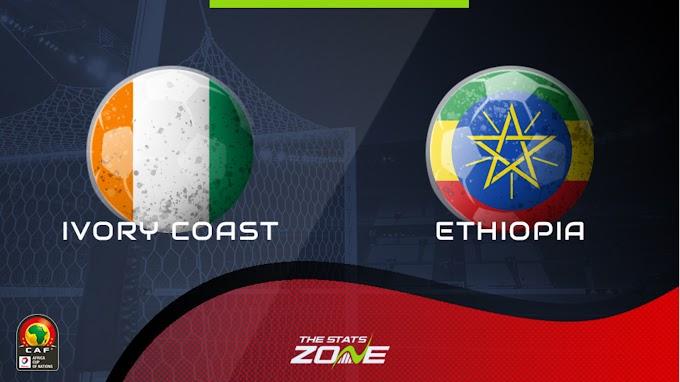مشاهدة مباراة ساحل العاج وإثيوبيا بث مباشر تصفيات أمم إفريقيا