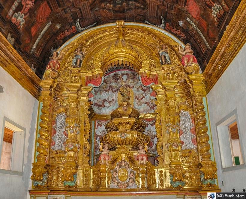 Igreja do Rosário - O que fazer em Catas Altas, Minas Gerais