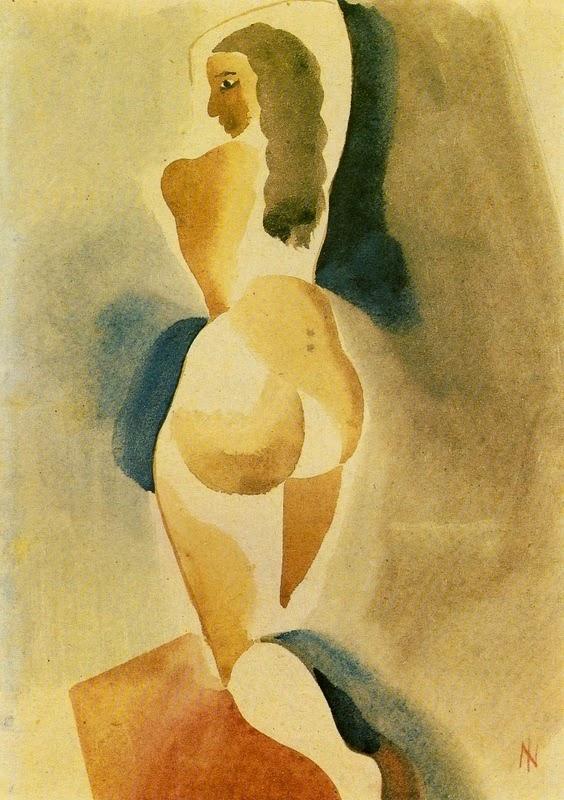 "Nu - Ismael Nery e suas pinturas ~ O ""Pintor Maldito"""