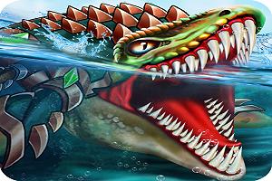 تحميل لعبه Sea Monster City مهكره وجاهزه اخر اصدار