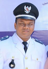 Rahmat Saputra, S.IP Keuchik Gampong Meunasah Reudeup