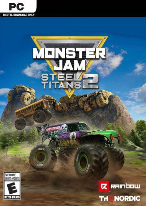 Monster Jam Steel Titans 2 Torrent