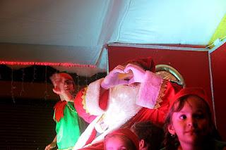 Primeira noite de desfile consagra a 5ª Parada de Natal de Registro-SP como o maior evento natalino do Vale da Ribeira