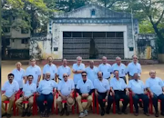 Kamal Haasan's gathering with his classmates