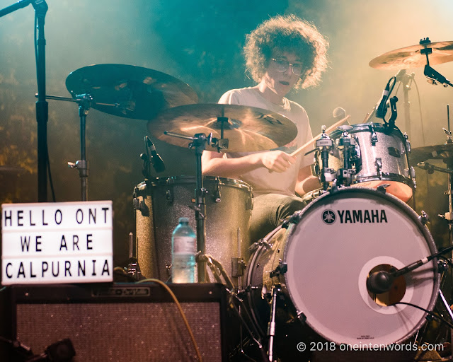Calpurnia at Royal Mountain Records Festival at RBG Royal Botanical Gardens Arboretum on September 2, 2018 Photo by John Ordean at One In Ten Words oneintenwords.com toronto indie alternative live music blog concert photography pictures photos