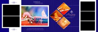 15 Best 12×36 album psd free download 2020 | Karizma Album background PSD Download