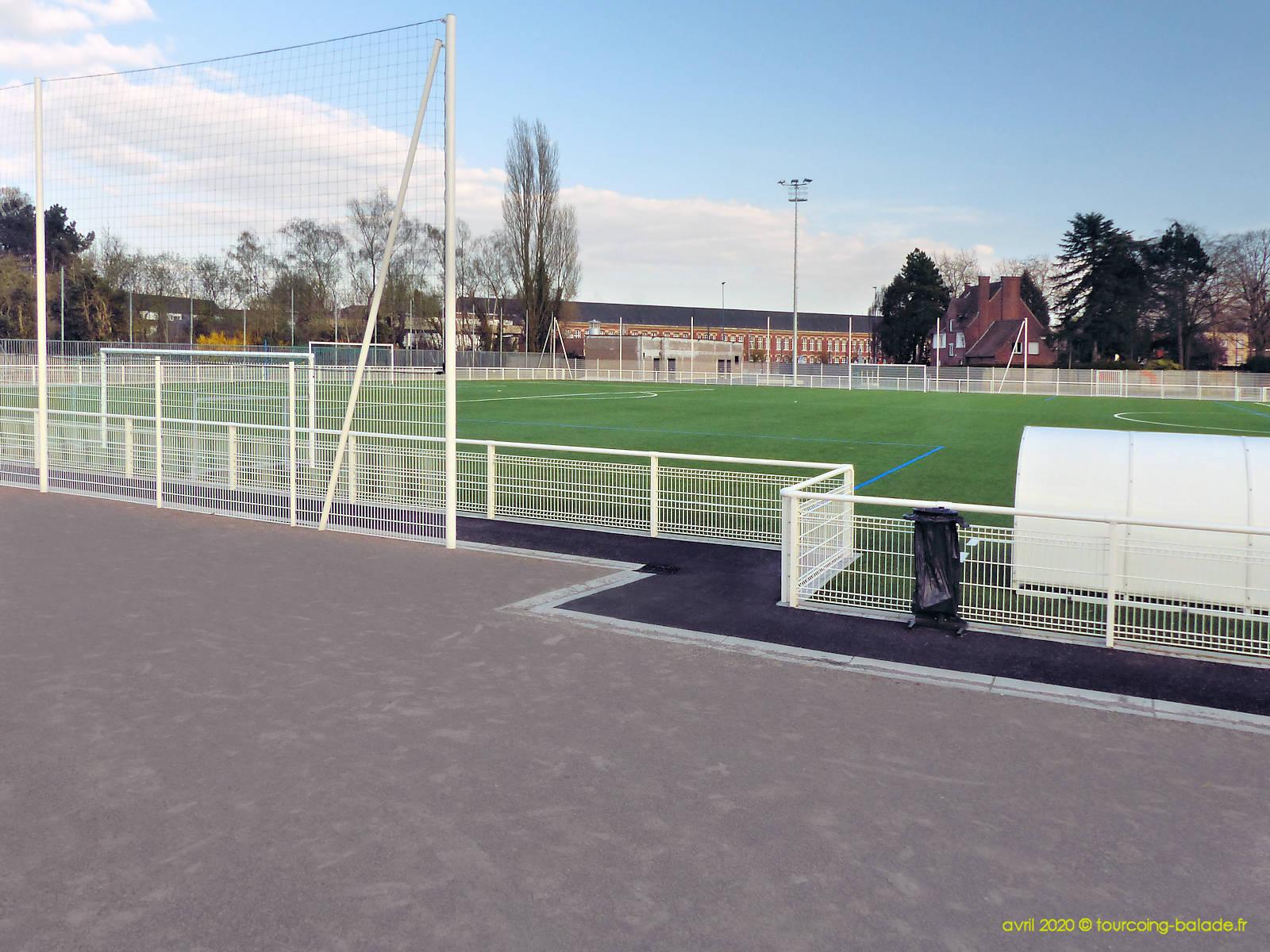 Terrain de Football Melbourne, Tourcoing