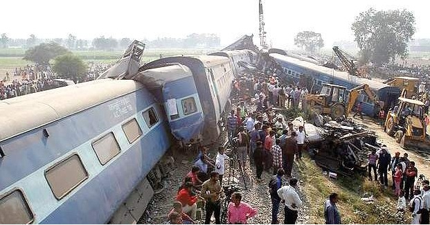 Suresh Prabhu, Indian Railway, train accidents, government,