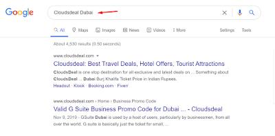 Cloudsdeal Dubai