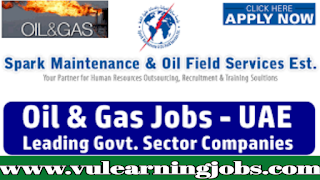 Latest Jobs In Spark Consultancy Abu Dhabi Oil And Gas Recruitment Agencies 2019