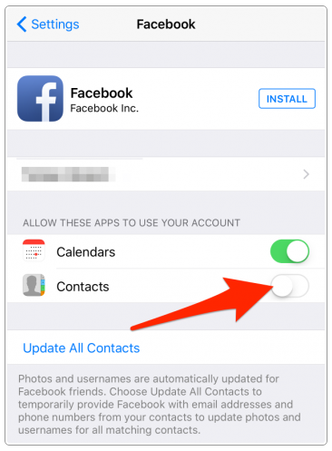 iphone x how to delete contacts