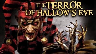 The Terror of Hallow's Eve 2017 Dual Movie Hindi English Telugu Tamil 480p