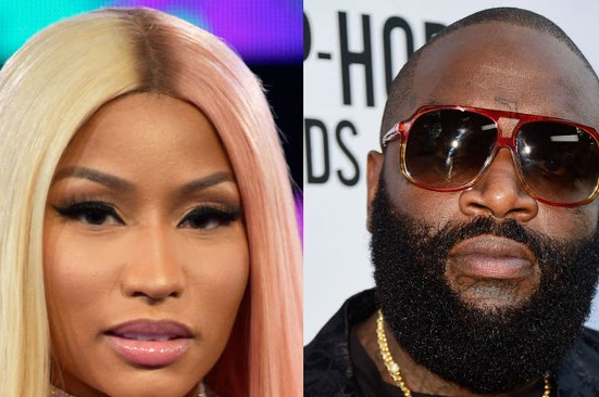 Nicki Minaj Throws Shots At Rick Ross