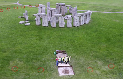 Stonehenge burials show gender equality