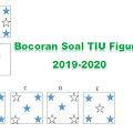 Bocoran Soal TIU Figural SKD CPNS 2019-2020