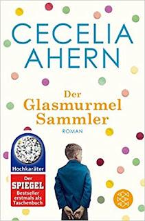Cover von Der Glasmurmelsammler von Cecelia Ahern